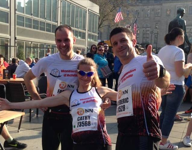 Marathon Rötterdam 2017
