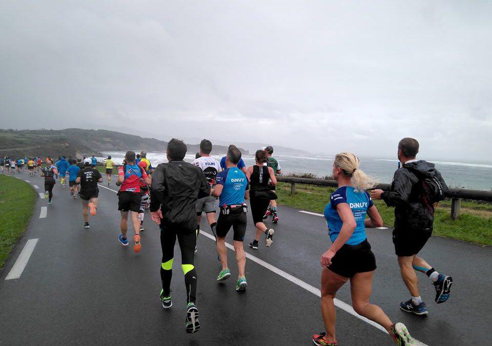 Semi marathon Saint Jean de Luz / Fontarrabie